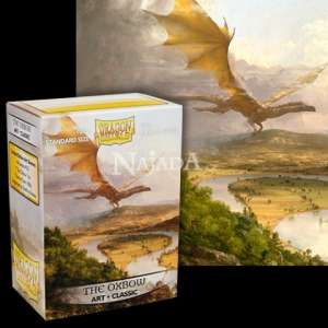 Dragon Shield 100ks - The Oxbow - NM