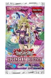 Legendary Duelists: Sisters of the Rose Booster - NM