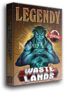 Wastelands Legendy Booster - NM