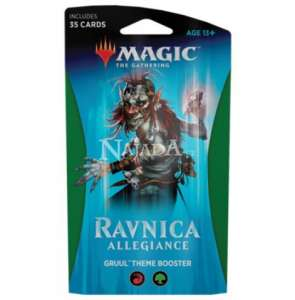 Ravnica Allegiance Theme Booster - Gruul - NM