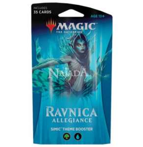 Ravnica Allegiance Theme Booster - Simic - NM