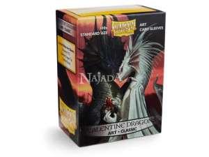 Dragon Shield 100ks - Valentine - NM