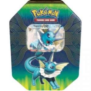 Pokémon - Elemental Power Tin - Vaporeon GX - NM