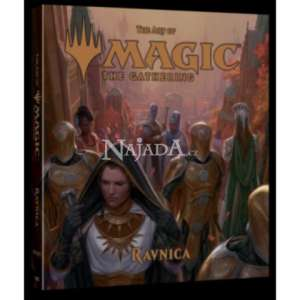 The Art of Magic: The Gathering - Ravnica Book - NM