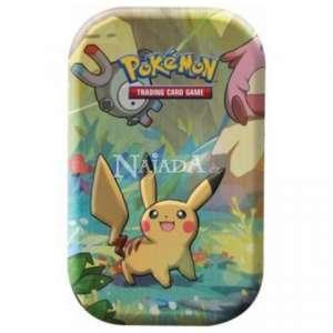 Pokémon - Kanto Friends Mini Tins: Pikachu Tin - NM