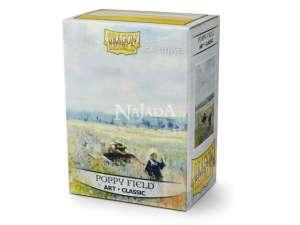 Dragon Shield 100ks - Poppy Fields - NM