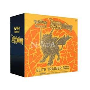 Pokémon - Sun & Moon Ultra Prism Elite Trainer Box (Dusk Mane Necrozma) - NM