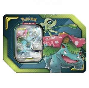 Pokémon - TAG Team Tin - Venusaur & Celebi GX - NM