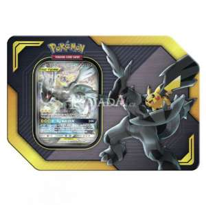 Pokémon - TAG Team Tin - Pikachu & Zekrom GX - NM