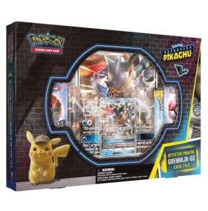 Pokémon - Detective Pikachu Greninja GX Case File - NM