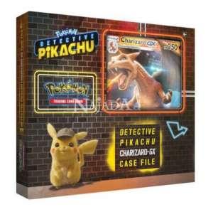 Pokémon - Detective Pikachu Charizard GX Case File - NM