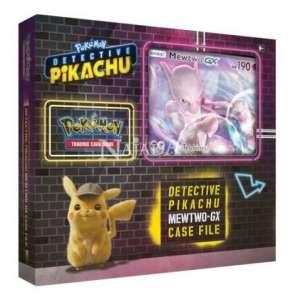 Pokémon - Detective Pikachu Mewtwo GX Case File - NM
