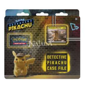 Pokémon - Detective Pikachu Case File  - NM