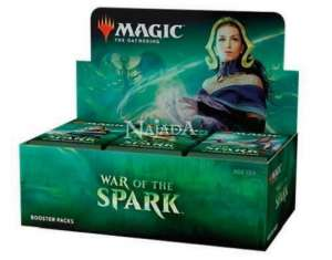 War of the Spark Display - NM