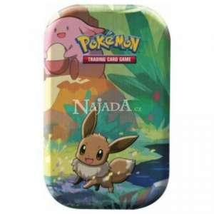 Pokémon - Kanto Friends Mini Tins: Eevee - NM