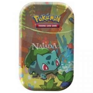 Pokémon - Kanto Friends Mini Tins: Bulbasaur - NM