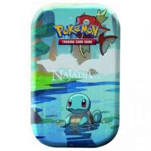 Pokémon - Kanto Friends Mini Tins: Squirtle - NM