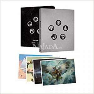 Magic: The Gathering - Concepts & Legends Book - NM