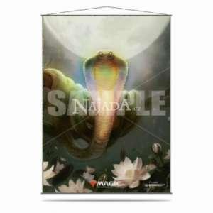 Wall Scroll - Lotus Cobra - NM