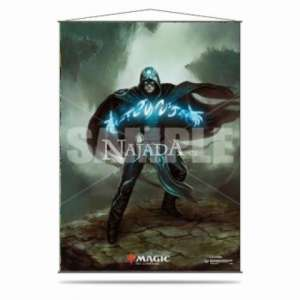 Wall Scroll - Jace, the Mind Sculptor - NM