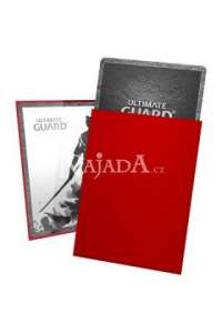 Ultimate Guard Katana Sleeves Red - NM