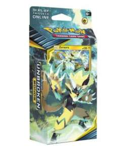 Pokémon - Sun & Moon Unbroken Bonds Lightning Loop Theme Deck - NM