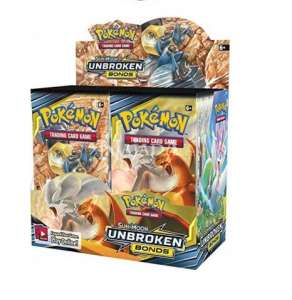 Pokémon - Sun & Moon Unbroken Bonds Booster Box - NM