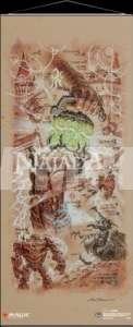 Wall Scroll - The Antiquities War Saga - NM