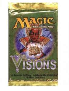 Visions Booster - NM