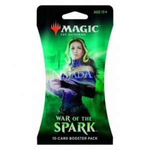 War of the Spark Booster Sleeve - NM