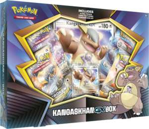 Pokémon - Kangaskhan GX Box - NM