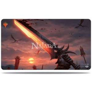 Hrací kobereček Sword of Sinew and Steel - NM