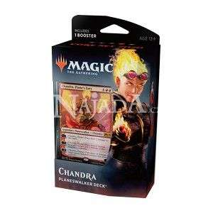 Core 2020 Planeswalker Deck - Chandra - NM