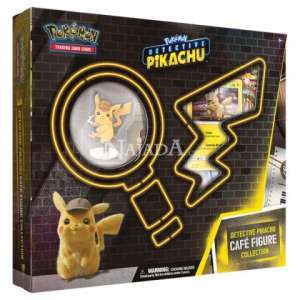 Pokémon - Detective Pikachu Figure Collection - NM