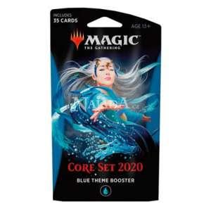 Core 2020 Theme Booster - Blue - NM