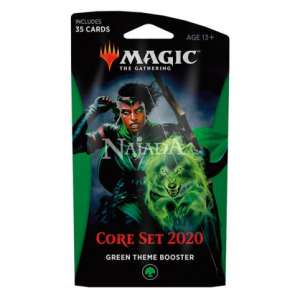 Core 2020 Theme Booster - Green - NM