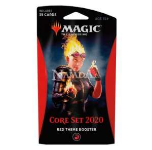 Core 2020 Theme Booster - Red - NM