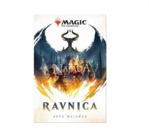 War of the Spark Ravnica Book - NM