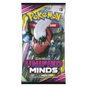 Pokémon - Sun & Moon Unified Minds Booster - NM