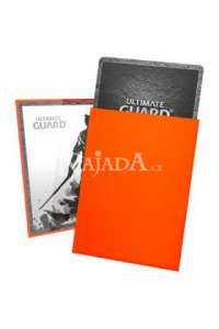 Ultimate Guard Katana Sleeves Orange - NM