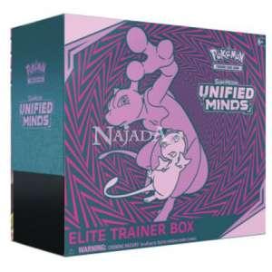 Pokémon - Sun & Moon Unified Minds Elite Trainer Box - poškozené balení - NM