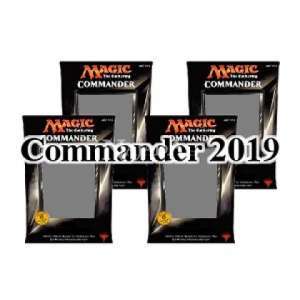 Commander 2019 Set - NM