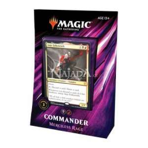 "Commander 2019: ""Merciless Rage"" Deck - NM"