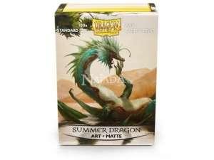 Dragon Shield 100ks - Summer Dragon - NM