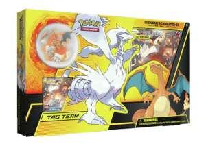 Pokémon - Reshiram & Charizard GX Figure Collection - NM
