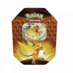 Pokémon - Hidden Fates Tin - Raichu-GX - NM