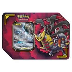 Pokémon - Power Partnership Tin - Garchomp & Giratina-GX - NM