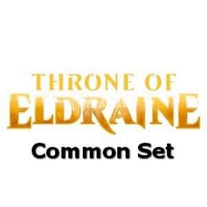 Throne of Eldraine Common set - NM