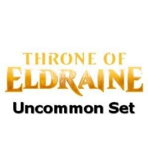Throne of Eldraine Uncommon set - NM
