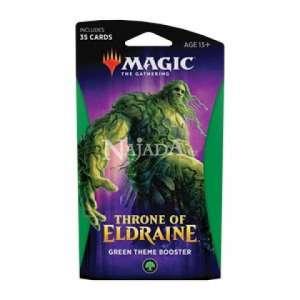 Throne of Eldraine Theme Booster - Green - NM